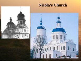 Nicola's Church