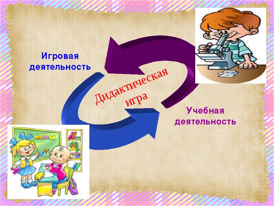 Дидактическая игра Игровая деятельность Учебная деятельность scul32.ucoz.ru
