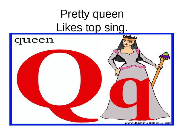 Pretty queen Likes top sing.
