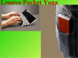 Lenovo Pocket Yoga