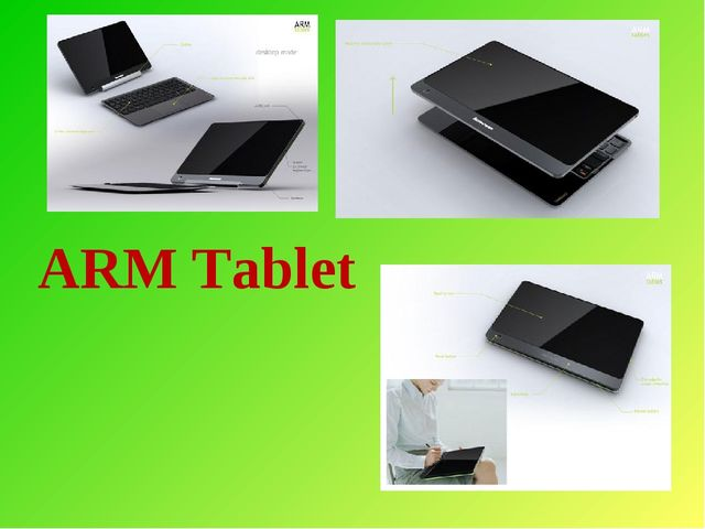 ARM Tablet
