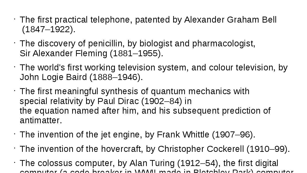 The first practicaltelephone, patented byAlexander Graham Bell(1847–1922)...