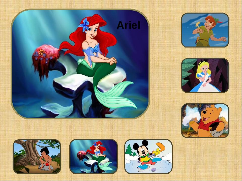 Давайте знакомиться! Hi! I am Mickey Mouse Hi! I am Mowgli.