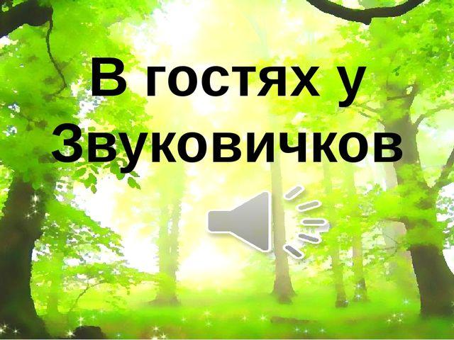 В гостях у Звуковичков