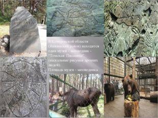 В Кемеровской области (Яшкинский район) находится один музей - заповедник -
