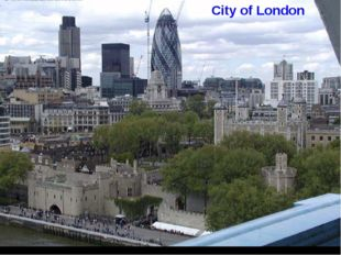 City of London