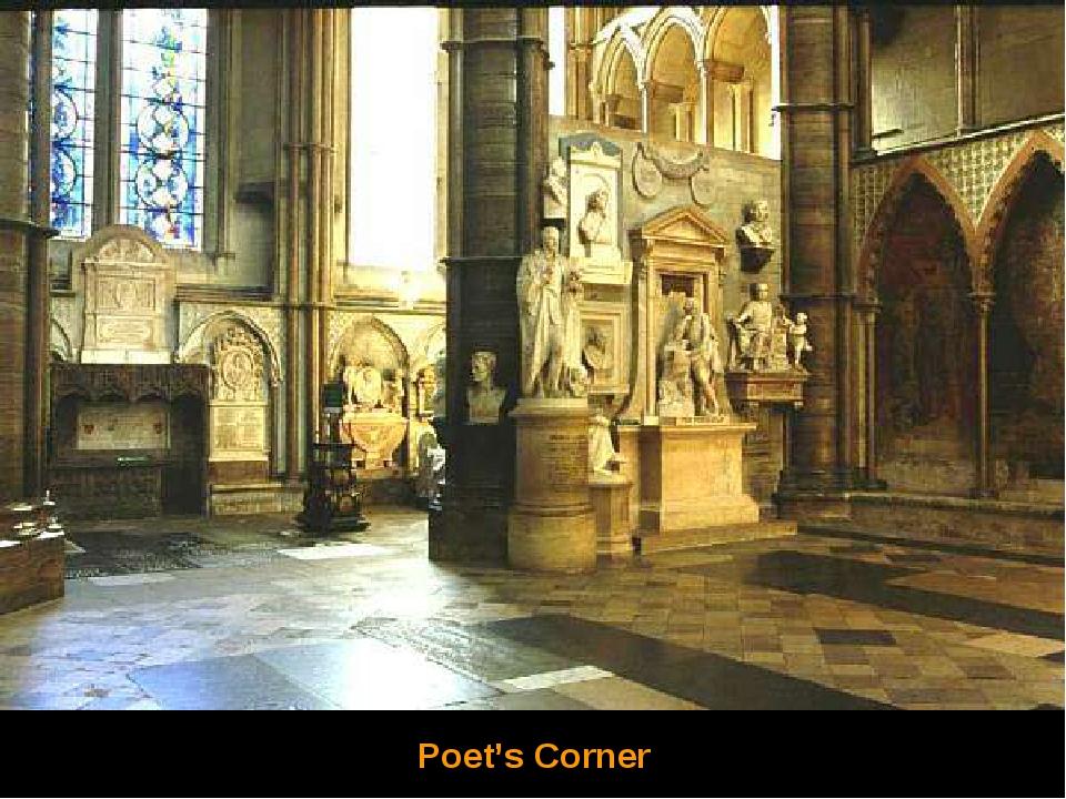 Poet's Corner
