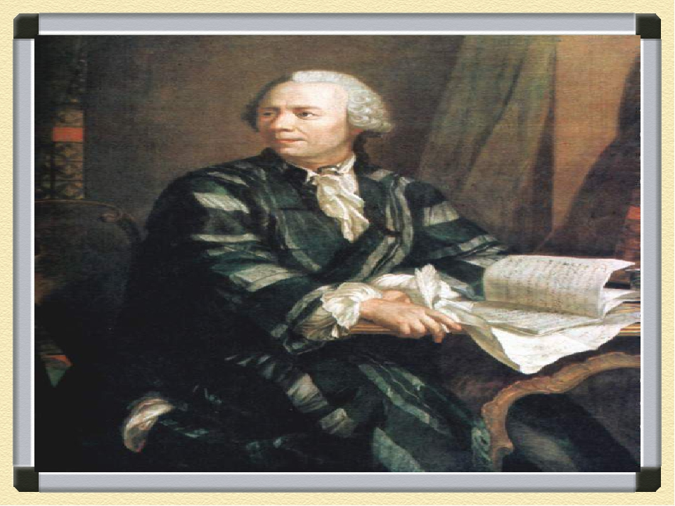a biography of leonhard euler