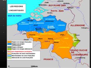 Le français de Belgique Le français de Belgique est une variante régionale du