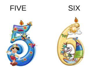 FIVE SIX