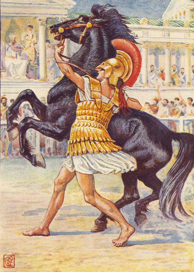 тех, как звали лубими лошад искандар Termoline