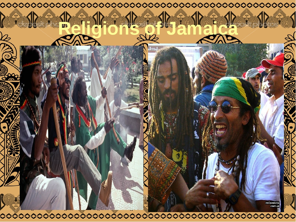 Religions of Jamaica
