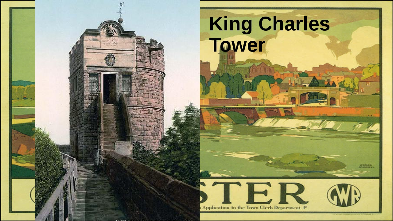 King Charles Tower