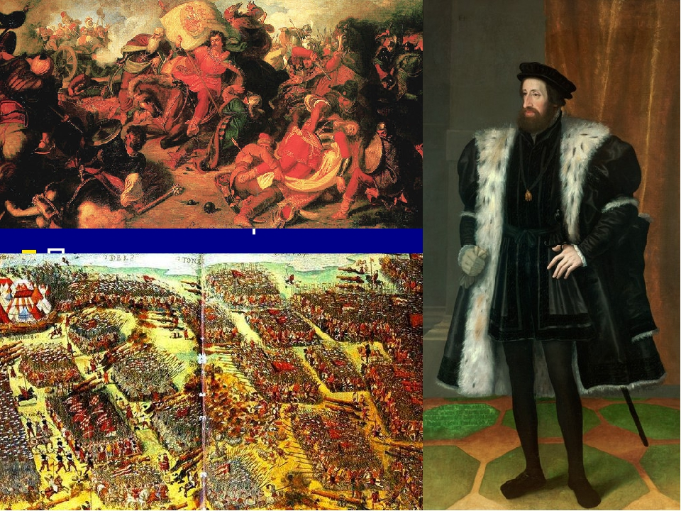 6. Тридцатилетняя война В XVII в. разгорелась первая общеевропейская война. В...