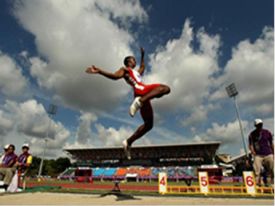 Эффективность прыжка определяется в фазе отталкивания, когда создаются главн...