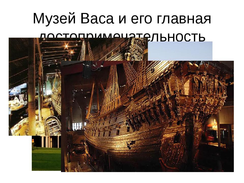 Музей Васа и его главная достопримечательность