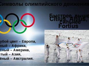 Тест «Олимпийское образование» 1. В каком году были проведены Олимпийские игр