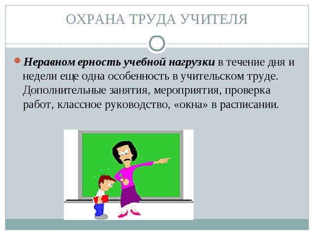 Охрана труда педагога картинки
