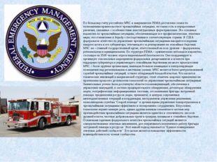 По большому счёту российское МЧС и американское FEMA достаточно схожи по полн