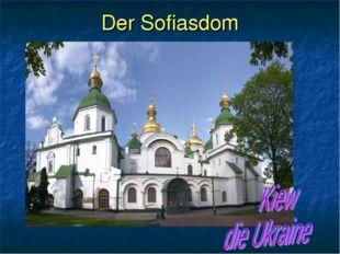 Der Sofiasdom