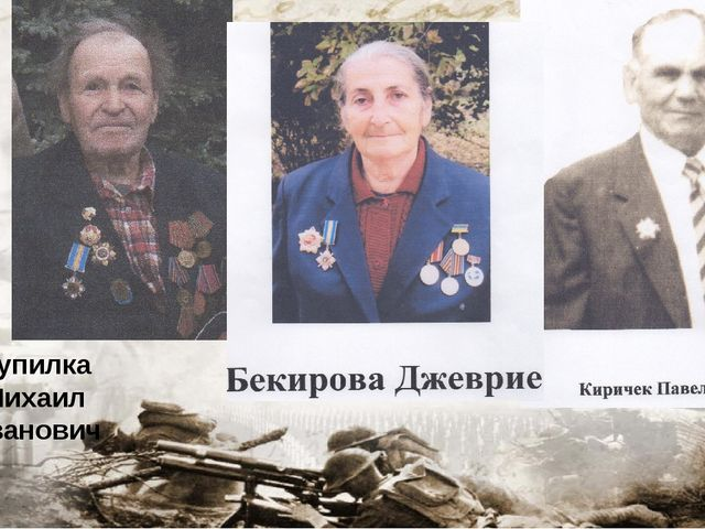 Чупилка Михаил Иванович