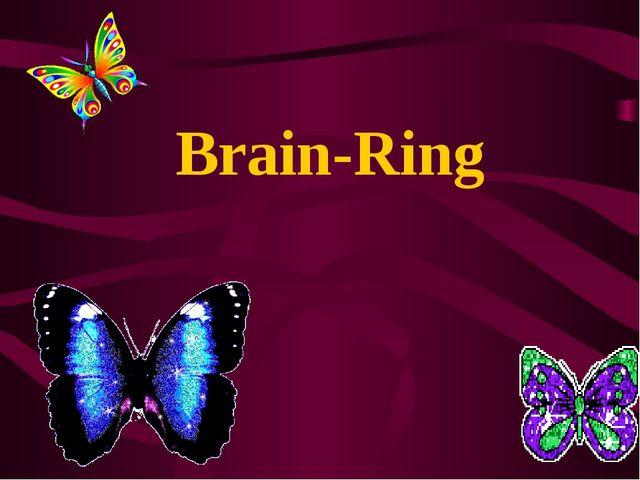 Brain-Ring