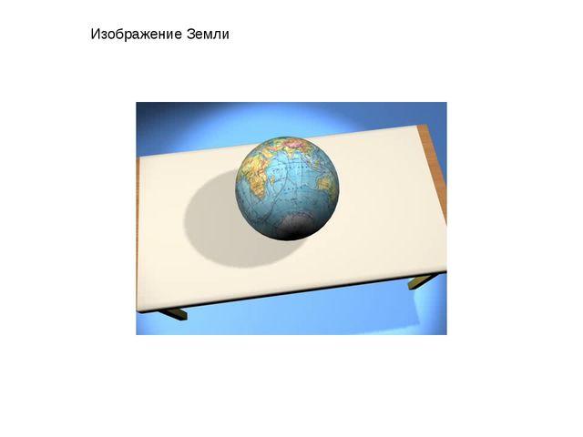 Изображение Земли