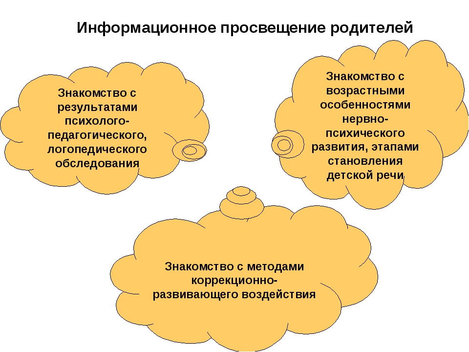 Знакомство с результатами психолого-педагогического, логопедического обследов...