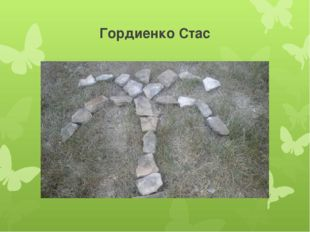 Гордиенко Стас