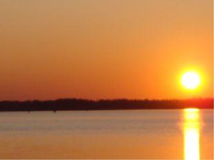 Только вдумайтесь: Волга- великая русская река. Нам выпало счастье жить на е