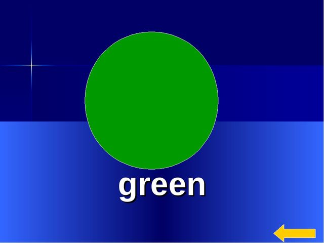 * green