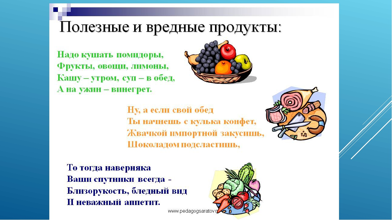 Доклад на тему еда 8233