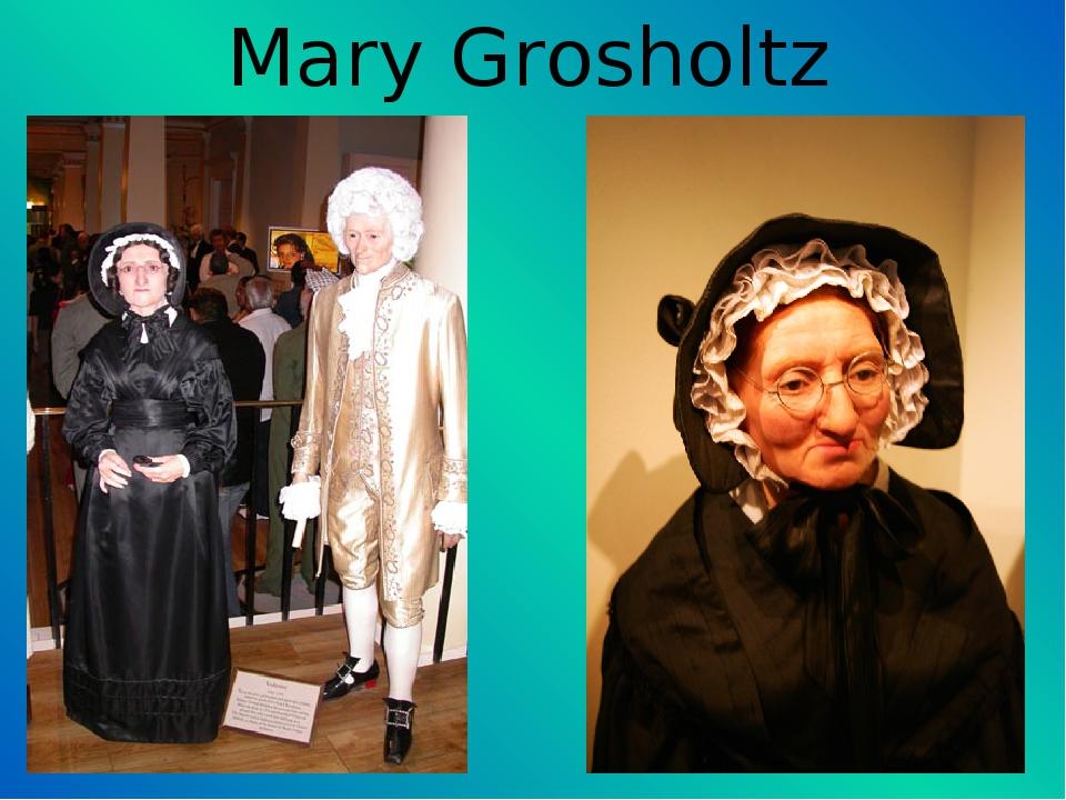 Mary Grosholtz