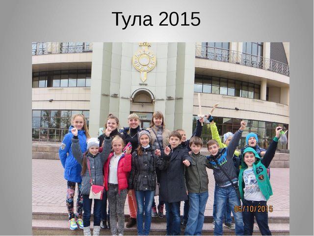 Тула 2015