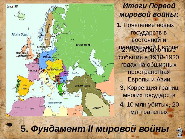 Вторая мировая война была самой масштабной и разрушительной в истории челове...