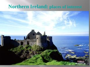Northern Ireland: places of interest