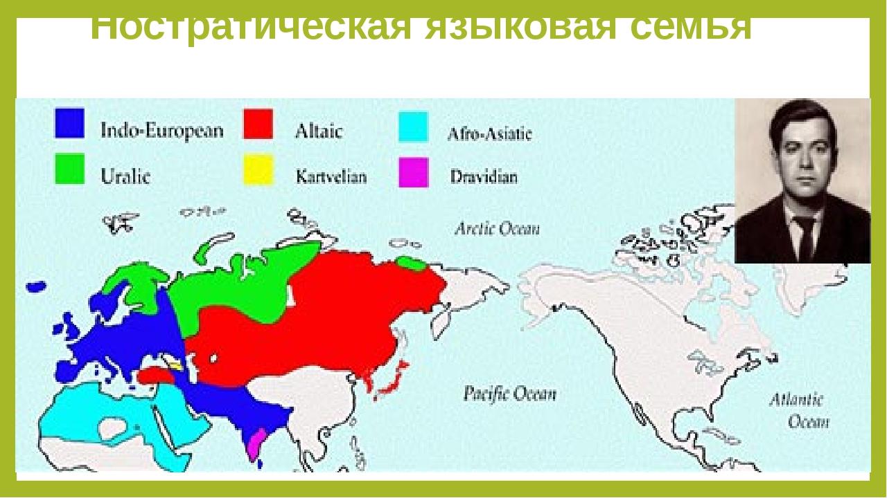 Ностратическая языковая семья