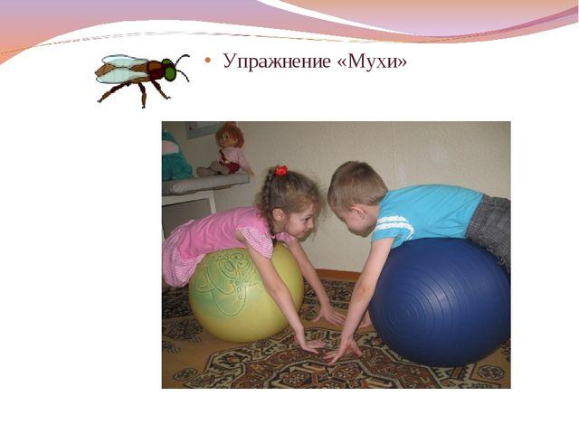 Упражнение «Мухи»
