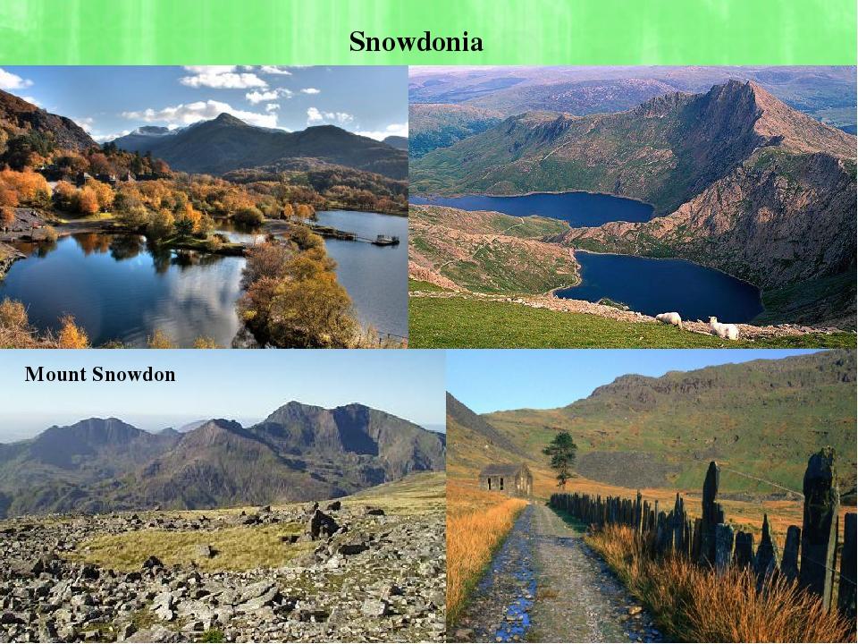 Mount Snowdon Snowdonia
