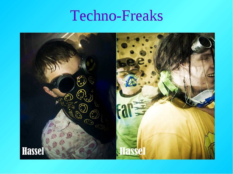 Techno-Freaks