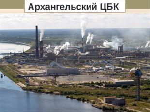 Архангельский ЦБК