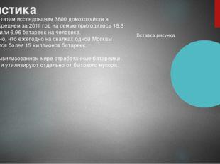 Статистика По результатам исследования 3800 домохозяйств в России в среднем з