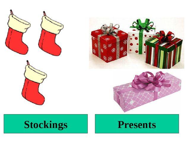 Stockings Presents