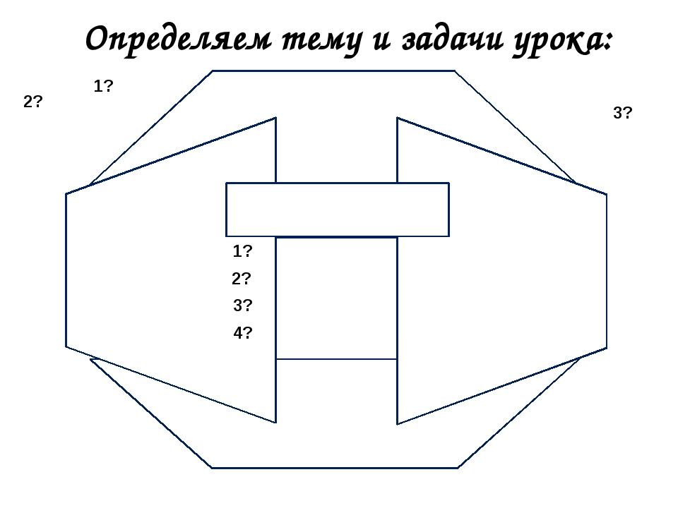 Определяем тему и задачи урока: 3? 1? 2? 3? 2? 1? 4? Скелет. Строение и соста...