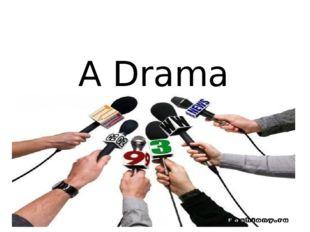 A Drama Lesson