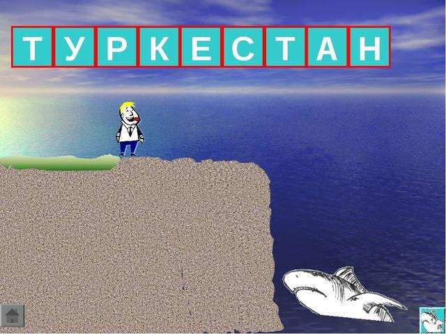 Т У Р К Е С Т А Н
