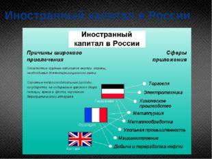 Иностранный капитал в России