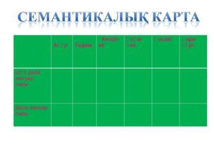 Аққу Тырна Кесірт- кеҚоқи- қазҚосаяқҚара- құрт Шөл дала жануар лары