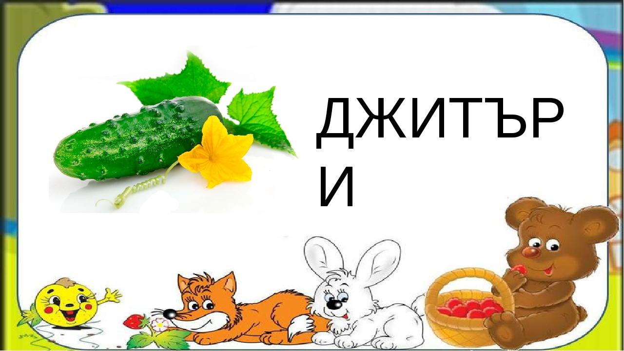 ДЖИТЪРИ