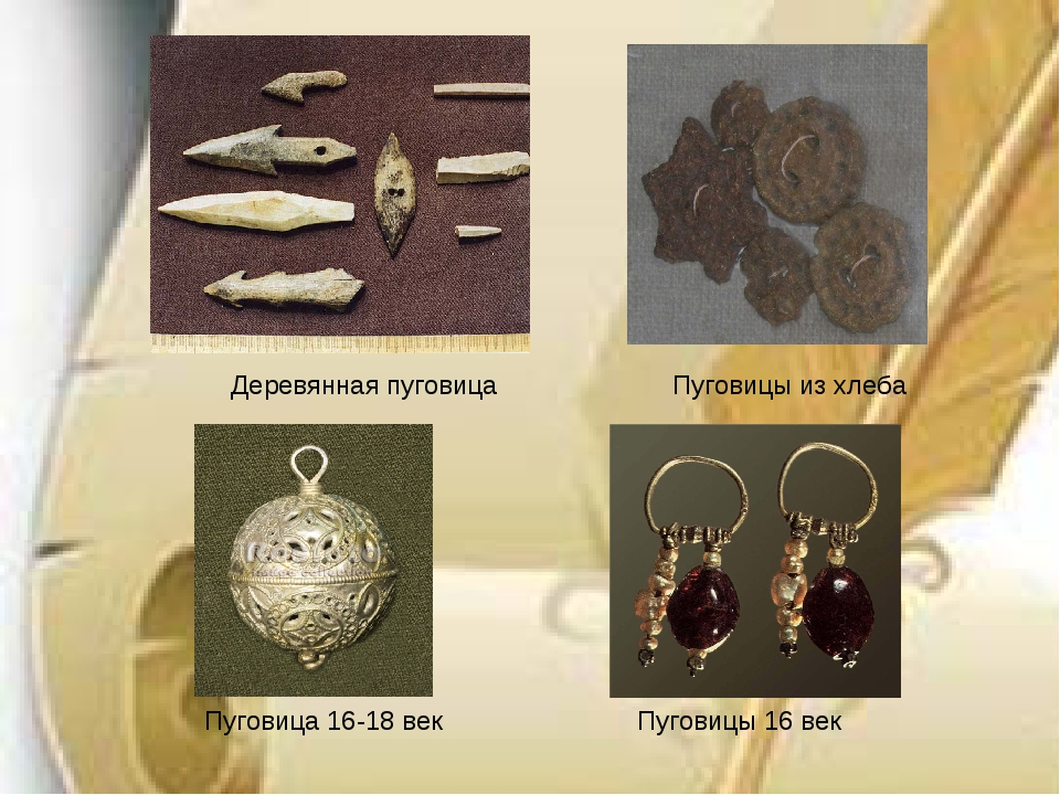 Пуговицы 16 век Пуговицы из хлеба Пуговица 16-18 век Деревянная пуговица